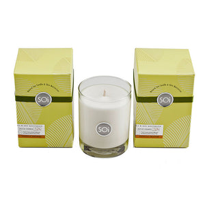 Luxe Vanilla Orange Candle 2 Pk