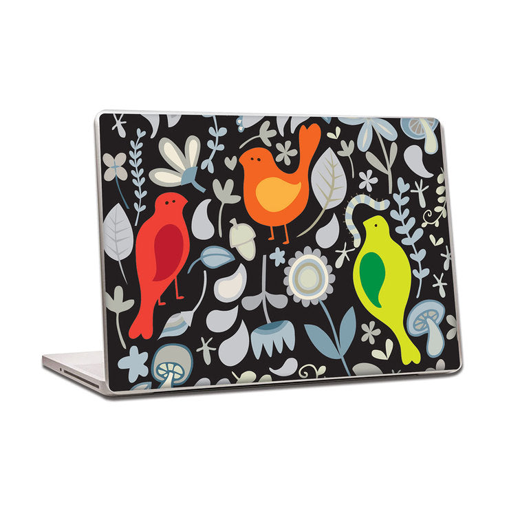 Birds 13\ Laptop Decal""