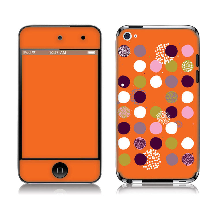 Zig iPod Touch Gen 4 Orange