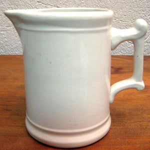 Ironstone Pitcher