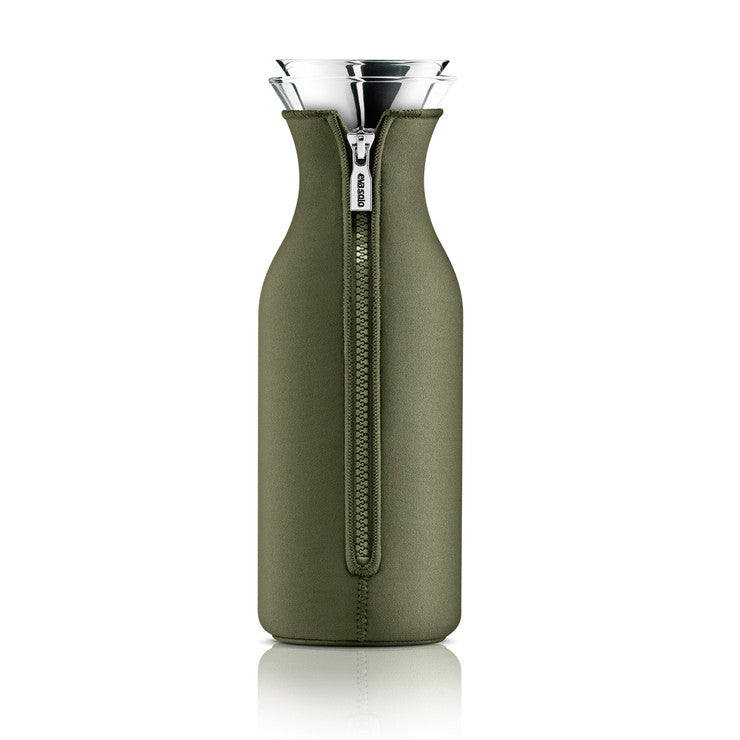 Covered Carafe 1.0L Green