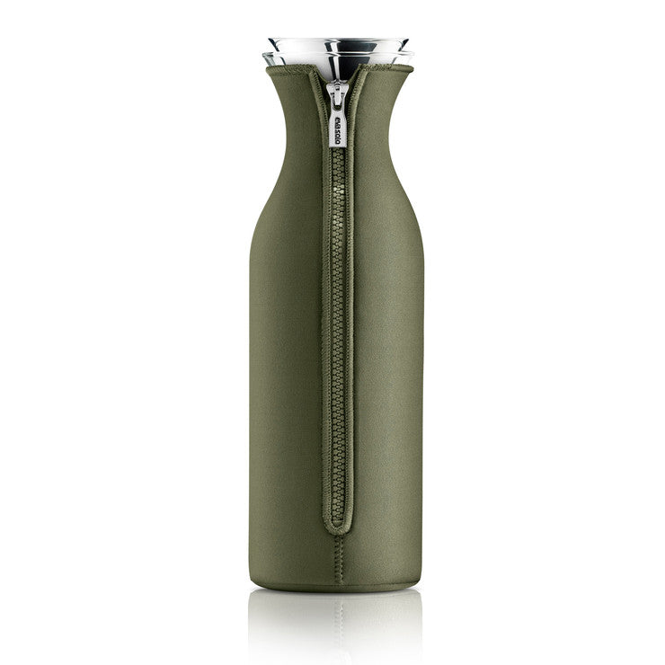 Covered Carafe 1.4L Green