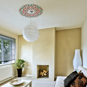 English Garden Ceiling Decal