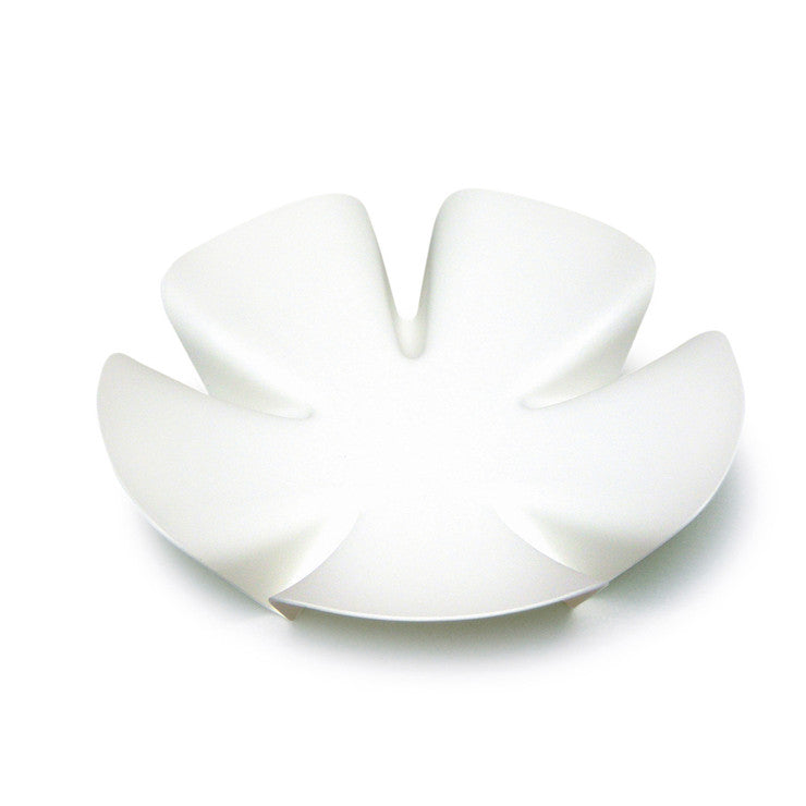 Flower Bowl Small White