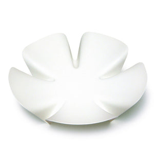 Flower Bowl Large White