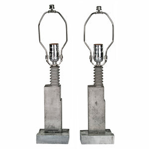 Balloon Factory Mold Lamp Pair