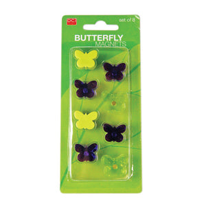 Butterfly Magnets Set Of 32