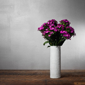 Alligator Textured Vase II