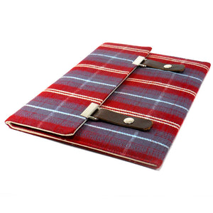 iPad Pocket Case Plaid