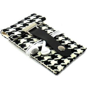 iPod & iPhone Houndstooth