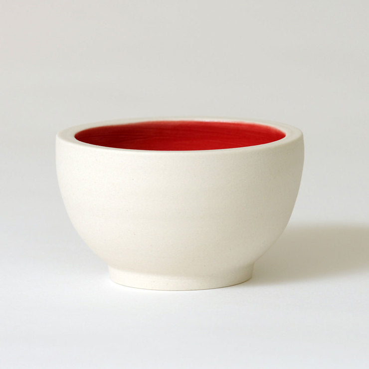 Bold Bowl Small Red