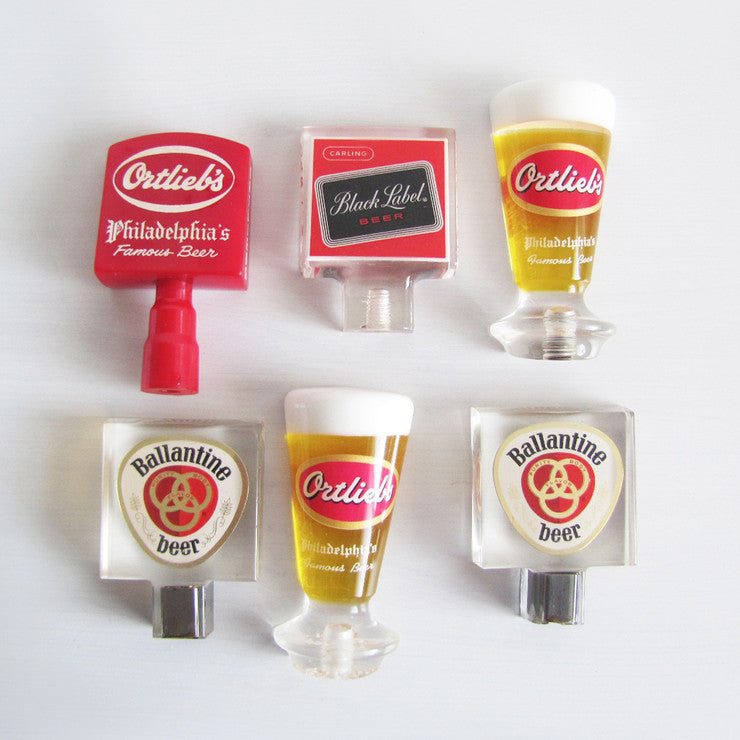 Beer Tap Handles Set Of 6