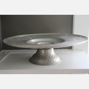 Rotating Aluminum Serving Tray