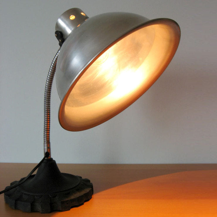 Industrial Gooseneck Lamp