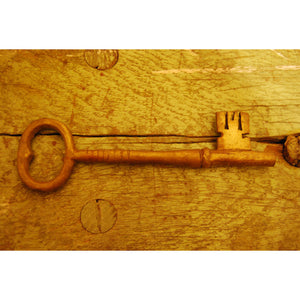 Giant Bronze Key