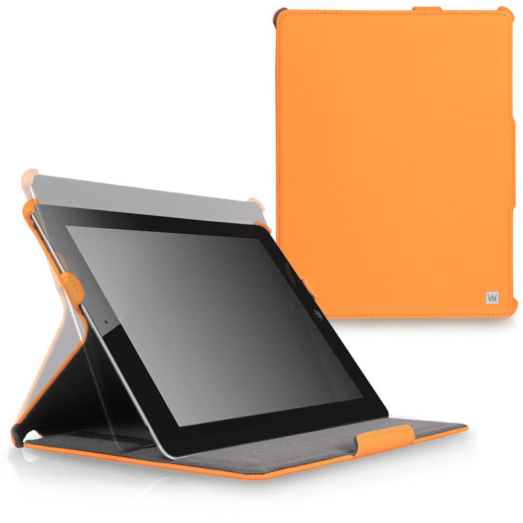 Ace Flip iPad Case Orange