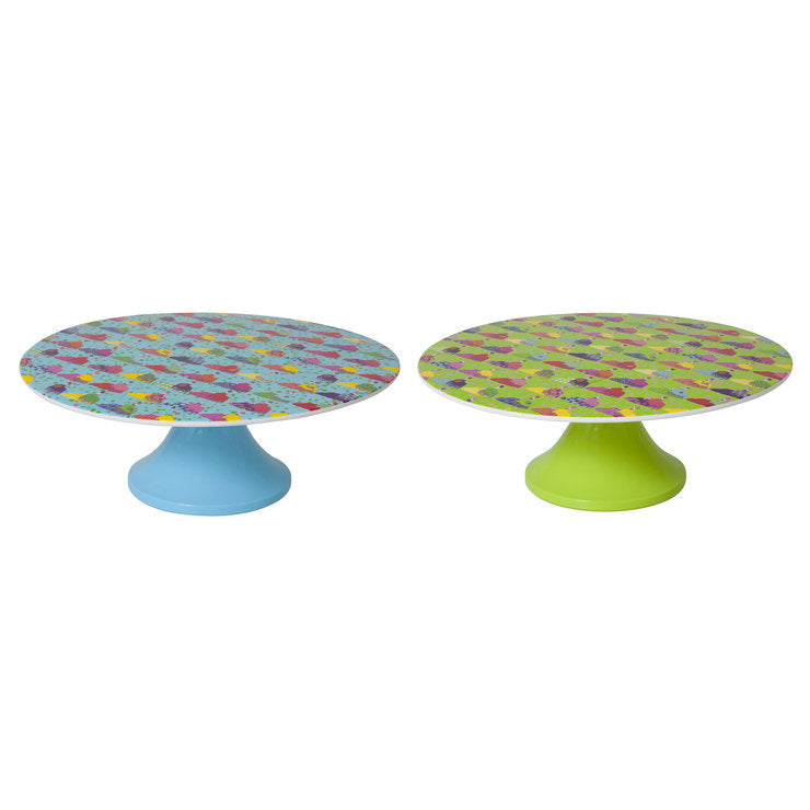 Cake Stand Girly Set Of 2