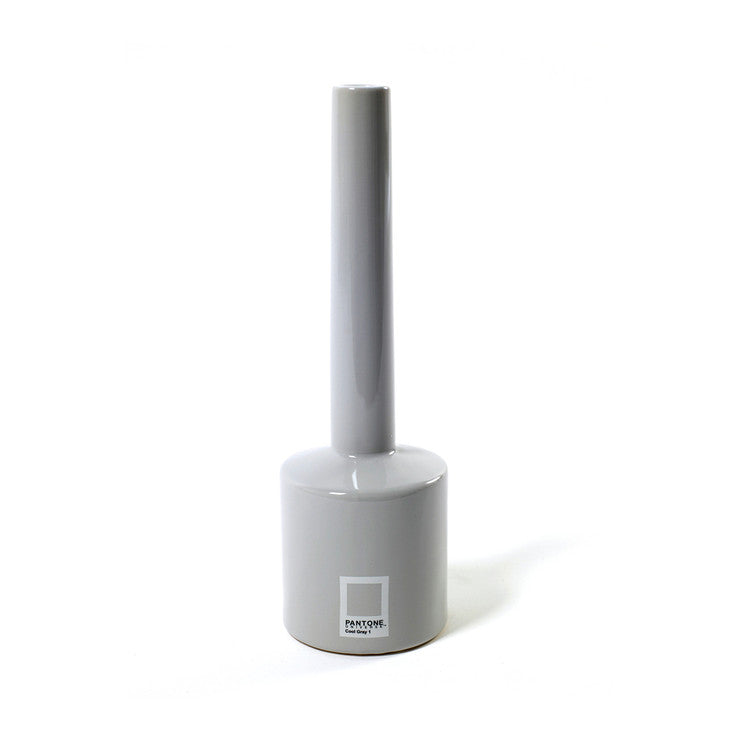 Bud Vase Small Gray