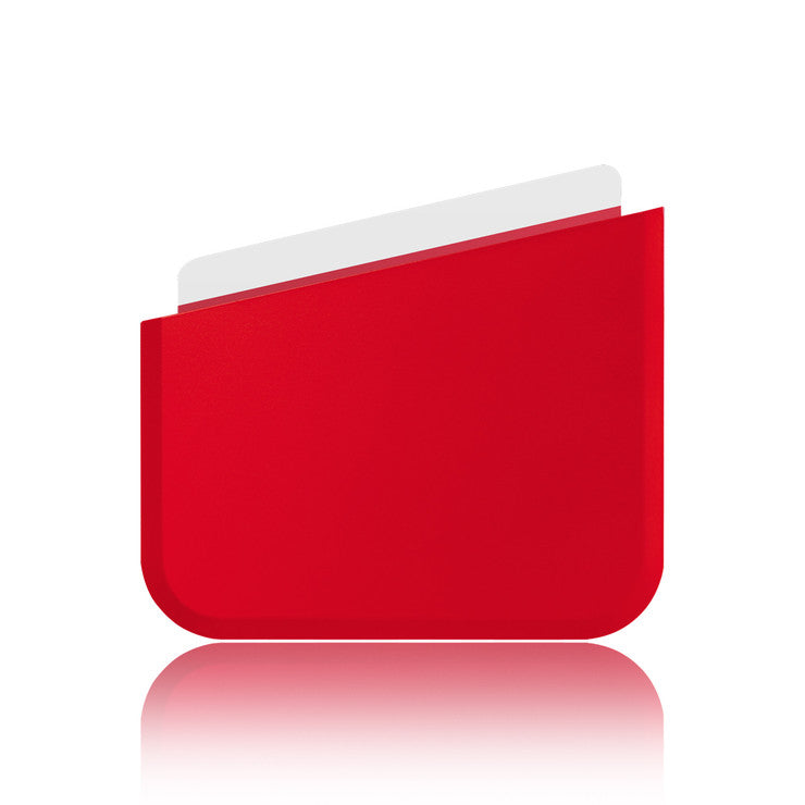Slide Case Bottom Cover Red