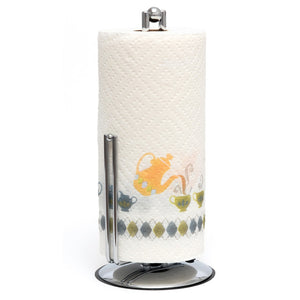 Suction Base Paper Towel Holder