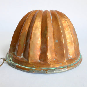 Copper Baking Mold