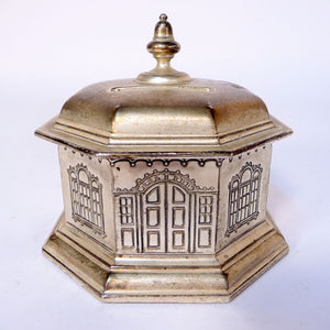Indian Temple Piggy Bank