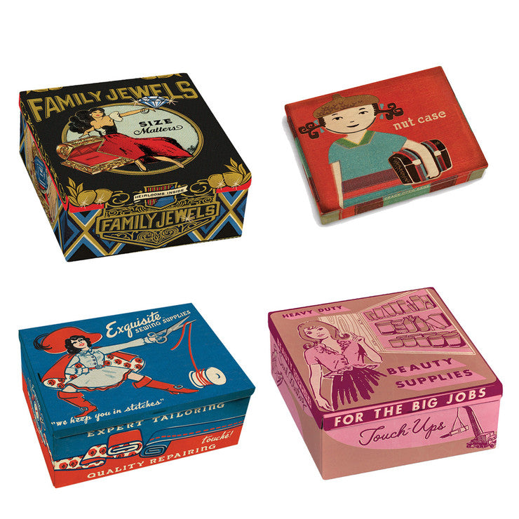 Family Boxes 4 Pack