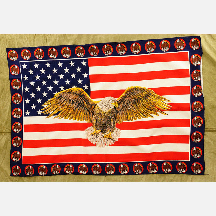 Eagle Flag Tapestry