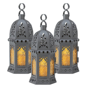 Lanterns Yellow 3 Pack