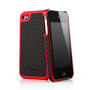 Carboneum Metallic Red/Black