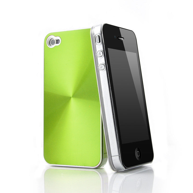 Agentum iPhone Case Green