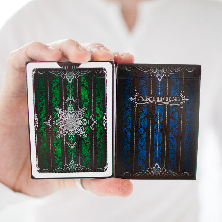 Artifice Playing Cards Set