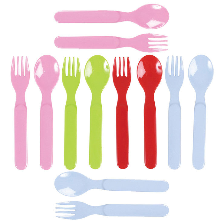 Baby Spoon And Fork Set Of 12