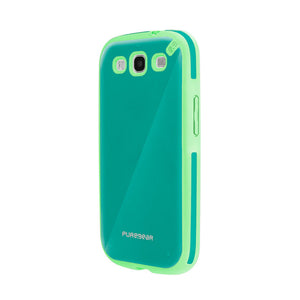 Slim Shell Galaxy SIII Case Mint