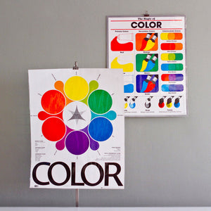 Color Theory Charts