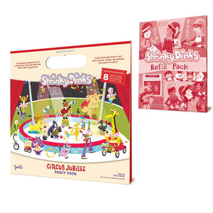 Circus Jubilee & Refill Pack