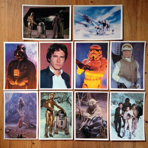 Empire Strikes Back Cards C