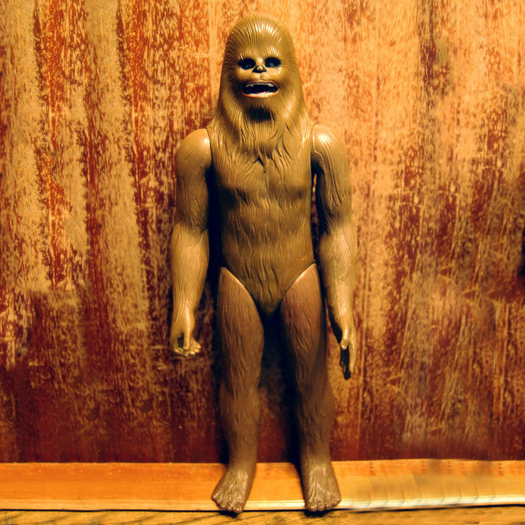 1978 15\ Chewbacca Figure""