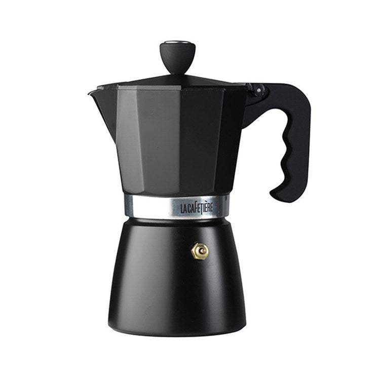Espresso Maker 6-Serving Black