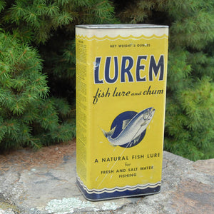 Lurem Fish Lure Container