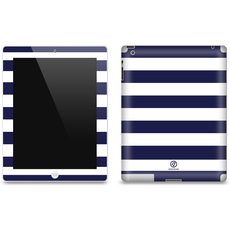 iPad 2/3 Navy Stripe