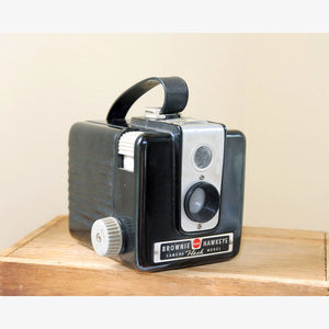 Kodak Brownie Hawkeye Flash