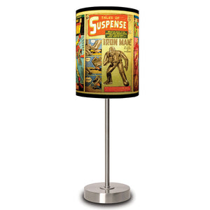 Iron Man Covers Lamp