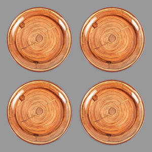 Faux Bois Bowl 7â€ù Set Of 4
