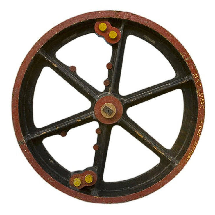 Large Wheel Pattern