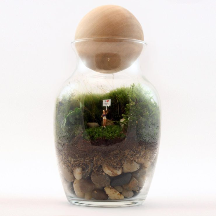 Gentle Reminder Female Terrarium
