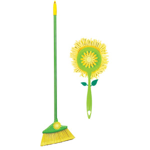 Geranium Cleaning Set Yellow