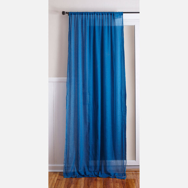 Celestial Double Layer Curtain