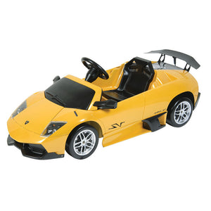Lamborghini LP670-4 Ride-On Car