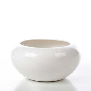 Deco Bowl White Gloss
